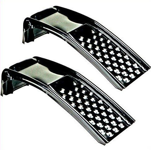 Nicky Nice Solid Steel Auto Ramp Set